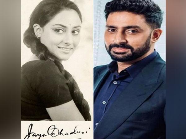 Jaya Bachchan and Abhishek Bachchan (Image Source: Instagram)