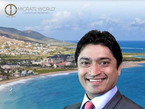 Shivaz Rai, MD, Migrate World India