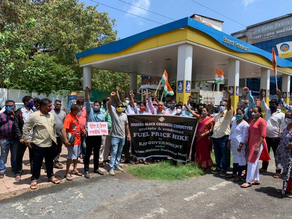 Visuals from Goa (Photo/ANI)