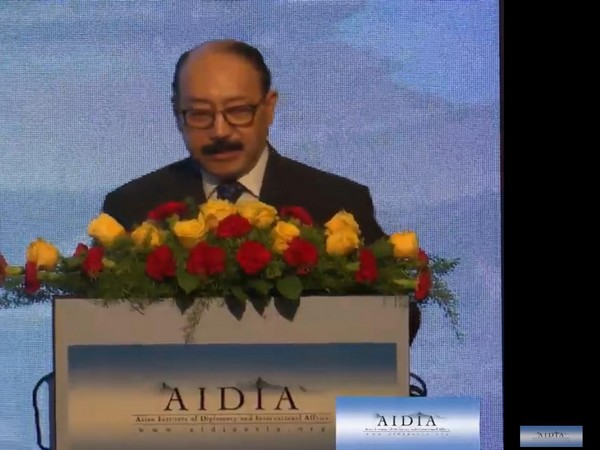 Foreign Secretary Harsh Vardhan Shringla (Photo/ANI)