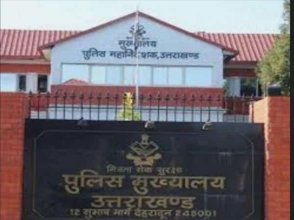 Uttarakhand Police Headquarters [Photo/ANI]