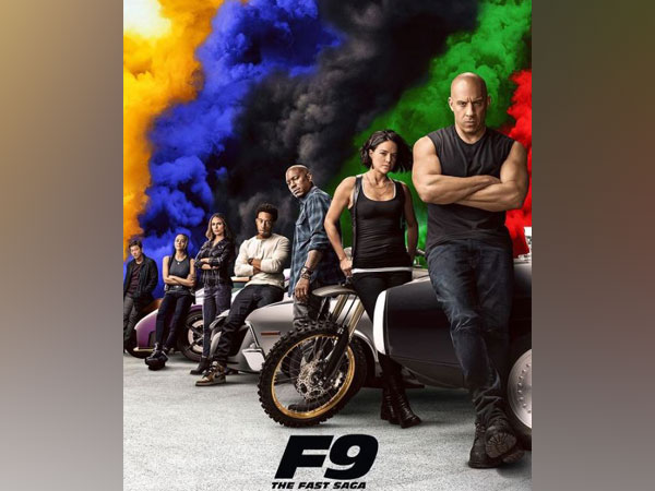 'F9' poster (Image source: Instagram)