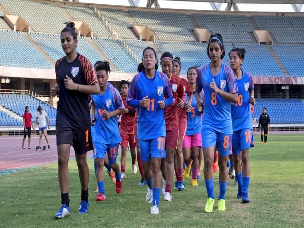 Indian women's football team (Photo/ Indian Football Team Twitter)