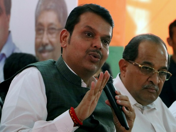 BJP leader Devendra Fadnavis. (File photo)