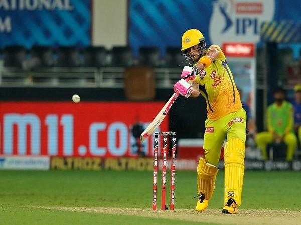 Chennai Super Kings' batsman Faf du Plessis. (Image: BCCI/IPL)