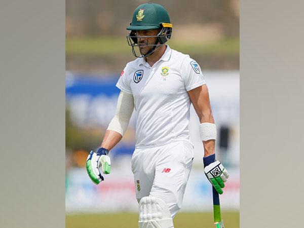 Proteas batsman Faf du Plessis (file image)