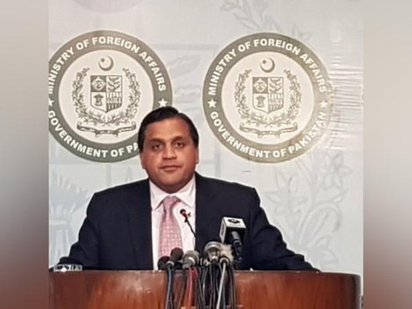 Pakistan Foreign Office spokesperson Muhammad Faisal (File photo)