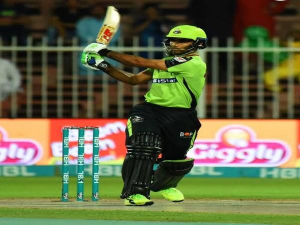 Pakistan batsman Fakhar Zaman (Image: Fakhar Zaman's Twitter)