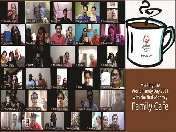 Special Olympics Bharat celebrates World Family Day