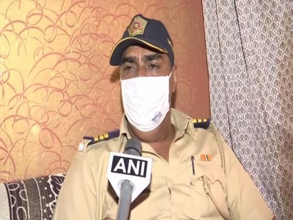 Gyandev Prabhakar Ware, a head constable at Mumbai's Tardeo police station (Photo/ANI)