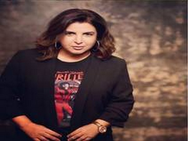 Film director Farah Khan