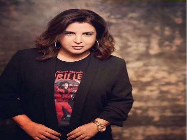 Ace choreographer Farah Khan