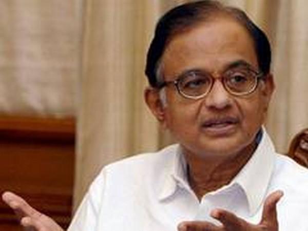 Former Union Minister P Chidambaram (File photo)