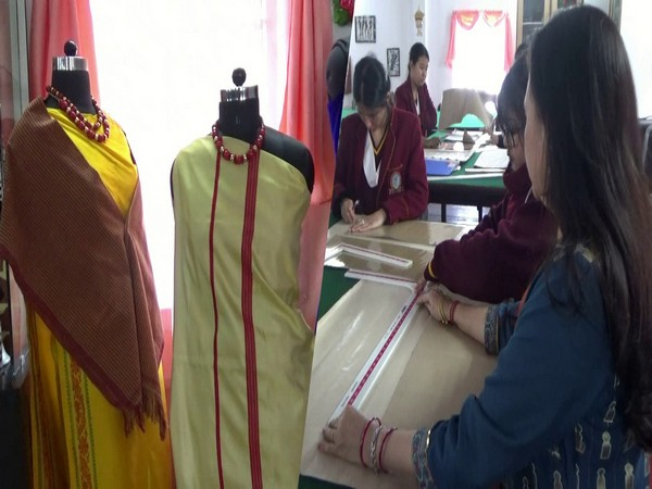 Designing courses offer Northeast youth to make it big in world of fashion