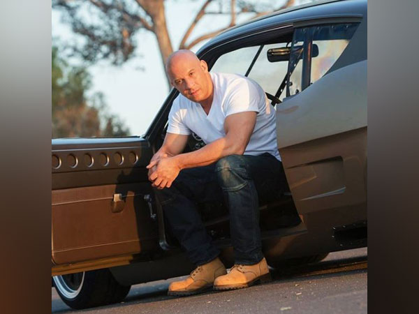 Vin Diesel  (Image courtesy: Instagram)