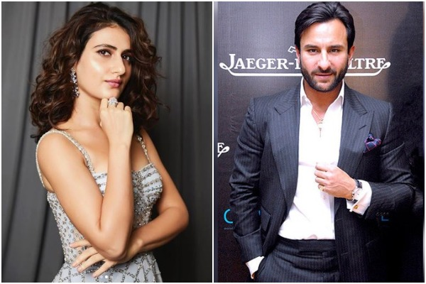 Fatima Sana Shaikh and Saif Ali Khan, Image courtesy: Instagram