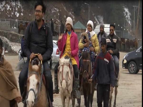 Visual from Jammu and Kashmir's Pahalgam