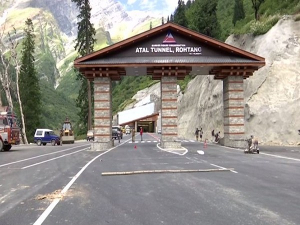 Atal Tunnel (Photo/ANI)