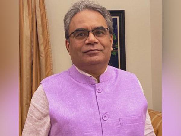Indra Mani Pandey, Indian envoy to United Nations (Geneva) (Photo Credit: Twitter)