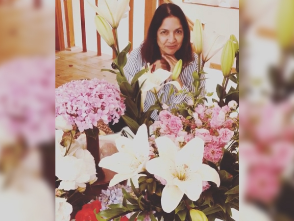 Neena Gupta thanks fans for all the birthday wishes (Image source: Instagram)