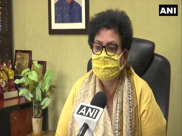 National Commission for Women (NCW) Chief Rekha Sharma speaking to ANI on Thursday.