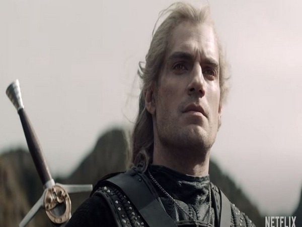 Henry Cavill from 'The Witcher' (Image source: You Tube)