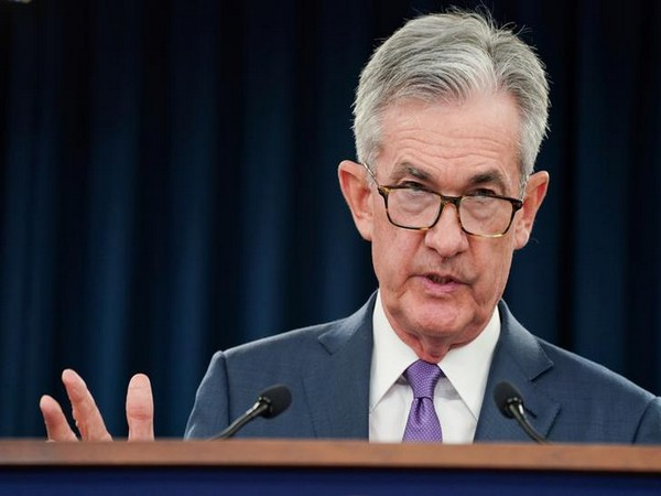 Federal Reserve Chairman Jerome Powell held a press conference in Washington on Wednesday