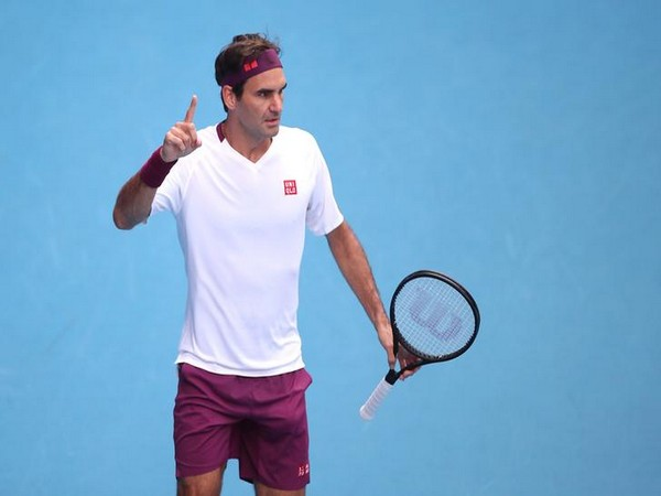 Swiss tennis maestro Roger Federer (file photo)