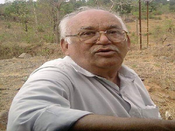 Senior journalist Feeroz Ashraf (File photo)