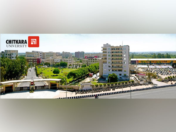 Chitkara University Campus