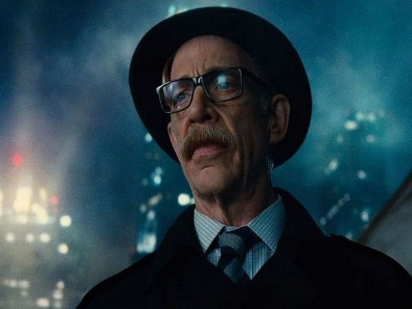 J. K. Simmons in 'Justice League' (Image source: Instagram)