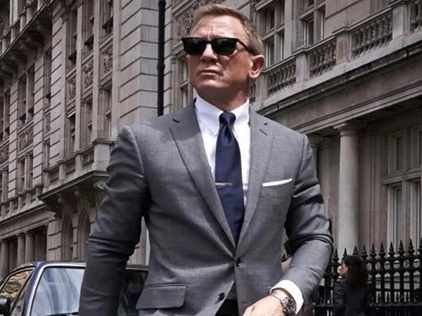 Daniel Craig (Image source: Instagram)