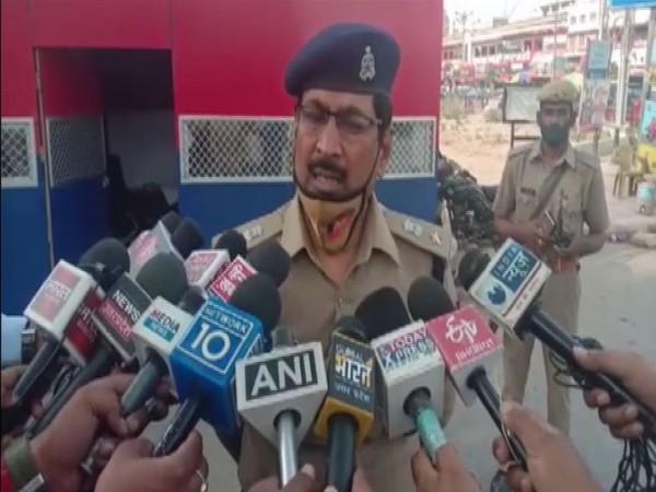 Dinesh Singh Superintendent of Police Prayagraj