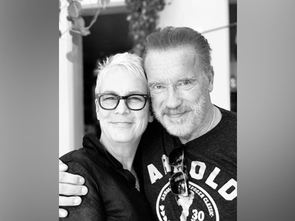 Jamie Lee Curtis and Arnold Schwarzenegger, image courtesy: Instagram