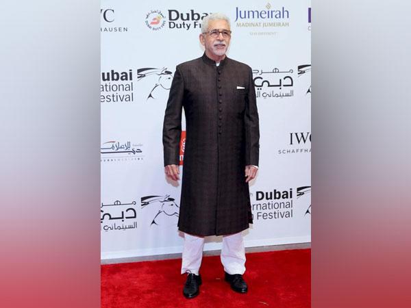 Actor Naseeruddin Shah