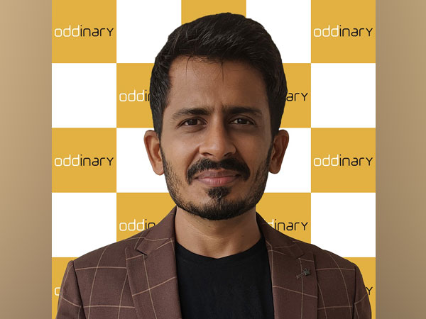 Vinay Thakker, CEO, Oddinary leads his team to a second consecutive win at 'The Design India Show'