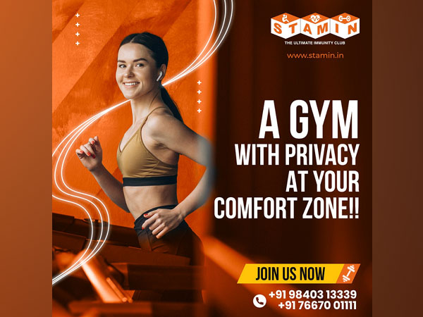 India's 1st Private Automated Workout Pod GYM