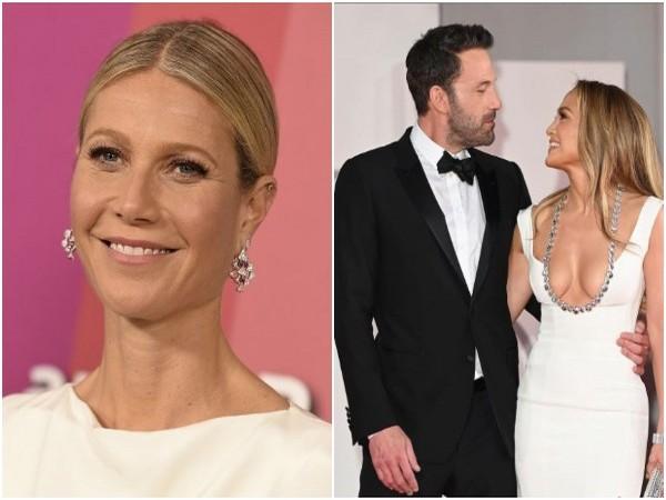 Gwyneth Paltrow, Ben Affleck, Jennifer Lopez (Image source: Instagram)