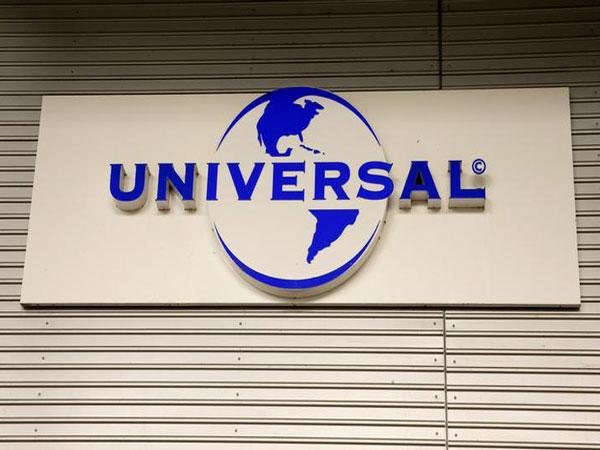 The logo of Universal Music Group (UMG)