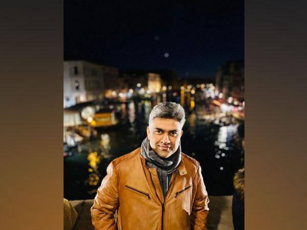 Filmmaker Siddharth P Malhotra