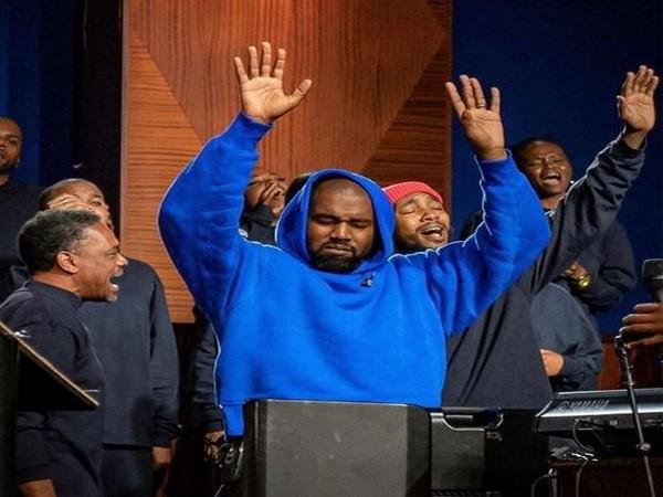 Kanye West (Image courtesy: Instagram)