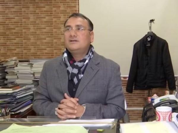 Amit Negi, Secretary Finance, Uttarakhand talking to ANI in Dehradun