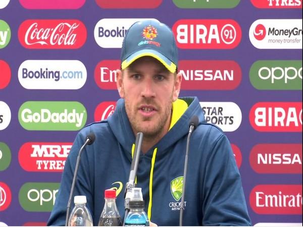 Australia ODI captain Aaron Finch