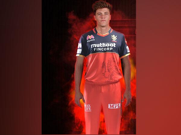 New Zealand batsman Finn Allen (Image: RCB)