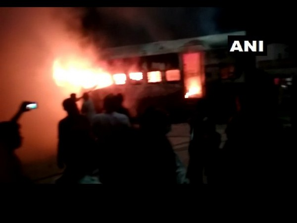 Visual from the incident site. (File Photo/ANI)