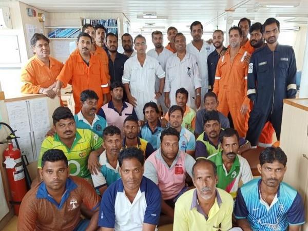 Maritime Rescue Coordination Centre, Mumbai rescued 16 fishermen off Thane coast in Maharashtra.
