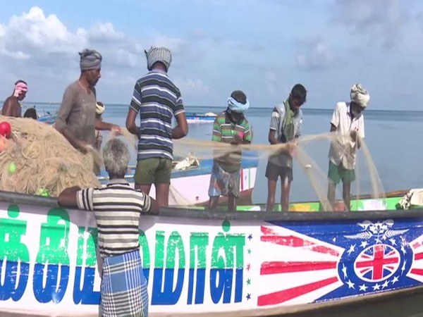 Pamban Country Boat Fishermen to go on a hunger strike on October 11. Photo/ANI