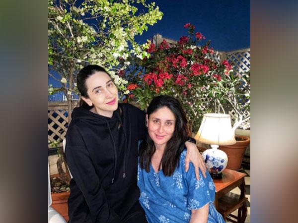 Celebrity sisters Karisma Kapoor and Kareena Kapoor Khan. (Image Source: Instagram)