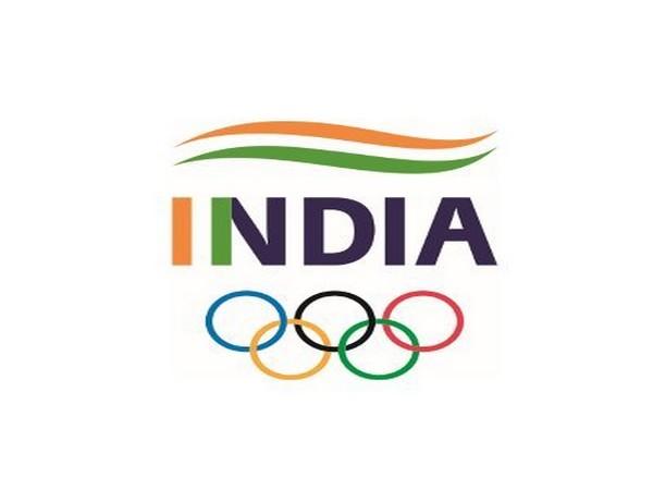 IOA's new logo (Photo/ Team India Twitter)