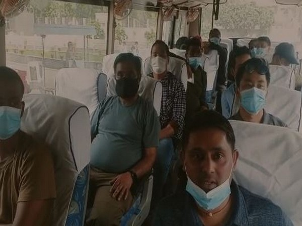 IAF plane carrying 24 Indian, 11 Nepalese evacuees from Kabul lands at Hindon Airport